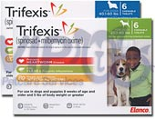 Trifexis, heartworm control